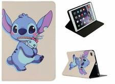 For Apple iPad Mini 1 2 3 4 Stitch ''Lilo And Stitch'' Smart Stand Case Cover