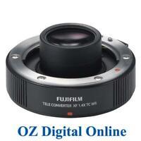 NEW Fujifilm FUJINON XF 1.4X TC WR Teleconverter Lens 1 Year Aust Wty