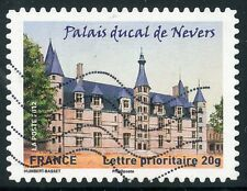 TIMBRE FRANCE AUTOADHESIF OBLITERE N° 726 / PLACE DUCAL DE NEVERS