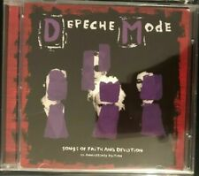 "DEPECHE MODE : ""Songs Of Faith And Devotion""  RARE EDITION DIGIPACK CD !"