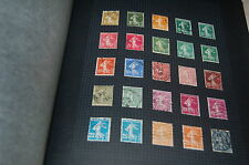 Hinge Remaining Pre-Decimal European Stamps