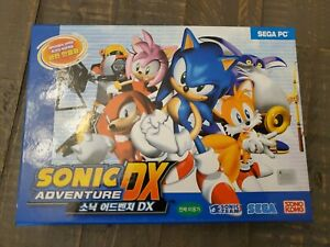 Sonic Adventure DX - Sega PC - KOREAN
