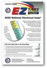 2020 Color Coded EZ Tabs with EZ Formula Guide Based on NEC Code 2020