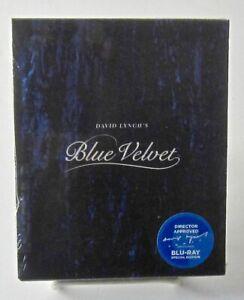 Blue Velvet Criterion Special Edition Blu-ray DigiPack David Lynch Classic