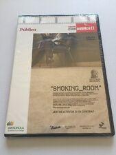 SMOKING ROOM - CINE PUBLICO II - DVD - 92 MIN - SLIMCASE - NEW & SEALED NUEVA