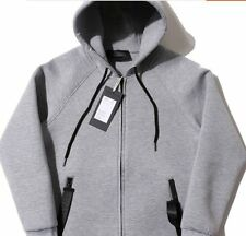 Alexander Wang X H&M Scuba Hoodie Gray Size Large  - NEW WITH TAGS!!!