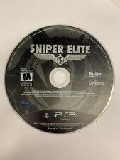 PS 3 Sniper Elite V2 - - Disc Only (M)