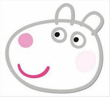 Suzie Mouton de Peppa Pig Officiel Amusant CARTE Simple Fête Masque Visage