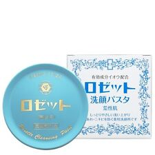 F/S Rosette face Cleansing Paste skin is dry 90g Japan New Free Shipping