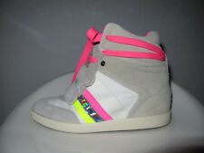 Serafini Manhattan Fluo Gr. 39 Wedges Sneaker Limited Edition Neuw NP 260€