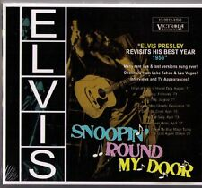 Elvis PRESLEY 3 CD Set-snoopin 'round my door-Digipack