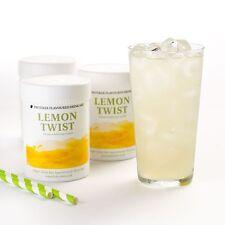 KeeDiet® 2 VLCD Shake Diet Lemon Water Flavouring Tubs. Ketogenic Ketosis Fibre