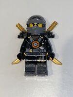 LEGO Ninjago - Cole (Deepstone Armour) - Possession - njo140