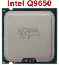Intel Core 2 Quad Q9650 3GHz/12M/1333 Quad Core LGA 775 CPU + Thermal Paste