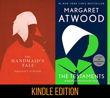 (Kindle) Complete The Handmaid's Tale Series Books 1 and 2 - By Margaret Atwood