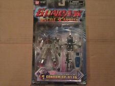 Bandai Gundam Battle Scarred Gp-01 Fb Action Figure Nip