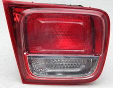 OEM Chevrolet Malibu Left Driver Side Halogen Tail Lamp 22907311