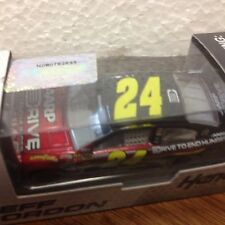 Action 1:64 scale diecast NASCAR 2013 SS # 24 Jeff Gordon Chase Credit Cards
