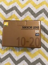 Nikon NIKKOR AF-P DX 10-20mm f/4.5-5.6 G VR Lens (Black)