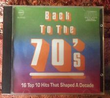 Back to the 70's CD