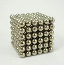 216pcs 5mm N35 Silver Neodymium Sphere Magnets Magnetic Balls US Seller