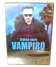2H DVD VAMPIRO VAMPIRE Damian Chapa Erotic Horror Thriller
