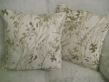 """HANA BY SCION 1 PAIR OF 18"""" CUSHION COVERS - PIPED AND DOUBLE SIDED"""