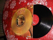 """Johnny Hallyday """" Disque d or"""" LP Album  Canada pressing"""