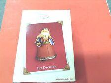 Hallmark Keepsake Ornament - 2003 The Decision - B049
