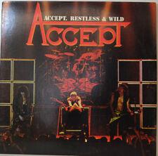 """Accept - Restless & Wild - PR 39213 - 12 """" LP (Y2075)"""