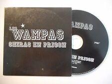 LES WAMPAS : CHIRAC EN PRISON ▓ CD SINGLE PORT GRATUIT ▓