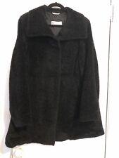 max mara wool Coat Black US14