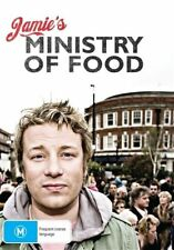 F30 BRAND NEW SEALED Jamie's Ministry Of Food (DVD, 2012) By Jamie Oliver