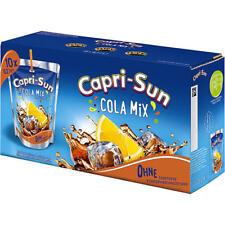80 x Capri Sun Cola Mix a 200ml Getränk Capri-Sun 16 Liter