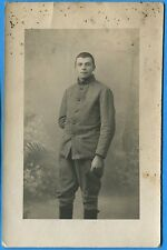 CPA PHOTO: Soldat du 106° Régiment d'Artillerie / Guerre 14-18