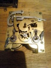 Vintage Unbranded Chime Clock Movement. Possibly 8 Day. ( Working)