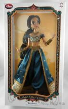 "New Disney Store Limited-Edition 17"" Aladdin ~ Jasmine Collector Doll LE 5000"