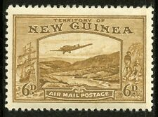 New Guniea   1939   Scott # C53  Mint Hinged - Very Fine
