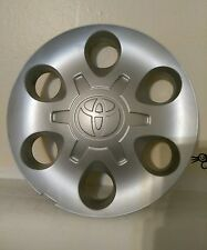 2000-04 Toyota Tundra Sequoia Tacoma Alloy Wheel Center Caps Hubcap oem