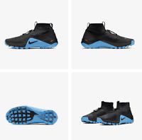Nike Metcon X SF Men's Size 6.5 Cross-Fit Training Shoes Black Blue BQ3123 040