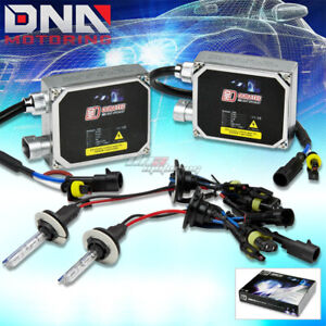 DT 9006 8000K BLUE XENON HID LOW BEAM LIGHT HEADLIGHT BULB+BALLAST KIT PONTIAC