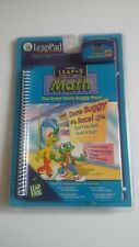 "LeapPad Leap 2 - Math ""The Great Dune Buggy Race"" Interactive Book & Cartridge"