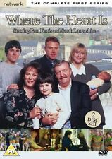 Where The Heart Is: Complete Series 1 - NEW & SEALED DVD (2 Discs) - Pam Ferris