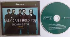 BOYZONE - BABY CAN I HOLD YOUR HAND / SHOOTING STAR 1997 CD SINGLE.