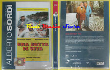 DVD film UNA BOTTA DI VITA I grandi film di Alberto Sordi SIGILLATO no vhs(D5)