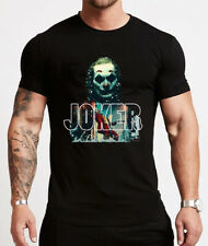 Joker Joaquin Phoenix 2019 T-Shirt Movies Jack Mark Heath Jokers Unisex T-Shirt