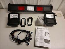 Genuine John Deere 8875 Skid Steer Loader Mg9862319 Road Amp Work Light Kit