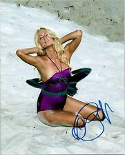 """PARIS HILTON Signed Autographed """"SUPER SEXY"""" 8X10 Photo J"""