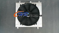 Aluminum shroud & Fans for HOLDEN COMMODORE VB VC VH VK V8 AT/MT