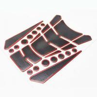 Moto 3D Serbatoio Di Gas Protettore Adesivo Decal Decalcomanie Universali